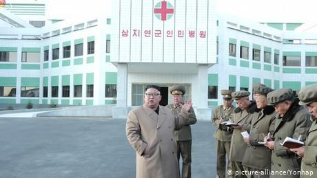 Is North Korea concealing dire health statistics?