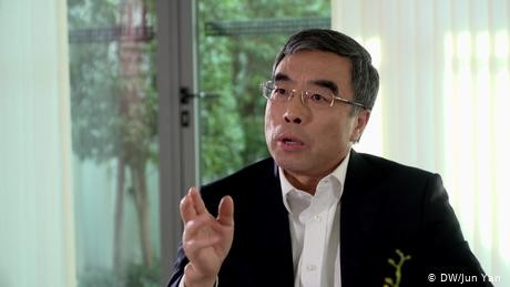 Huawei boss Liang Hua: 'Our top priority is to ensure survival'