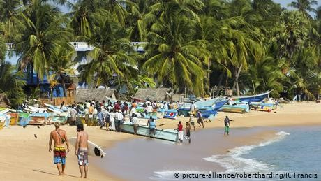 Sri Lanka sees a slow revival of tourism after Easter Sunday attacks