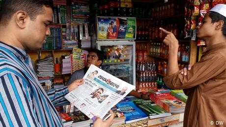 Job uncertainty restricts journalists' freedom in Bangladesh