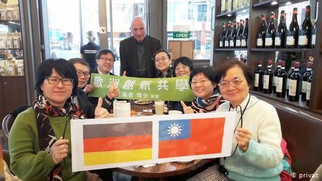 German petition on Taiwan forces government to justify 'one China' policy