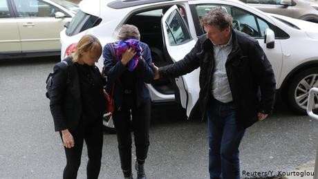 Cyprus: British woman found guilty of false gang-rape claim