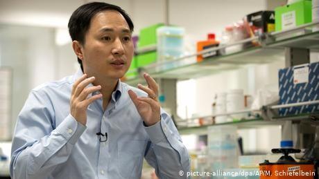 China jails scientists for CRISPR gene-edited babies