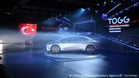 Turkey unveils its first domestic car prototypes