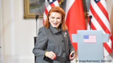 US ambassador in Poland says Soviet Union helped start WWII