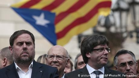 Spain's state lawyer calls for Catalan separatist release