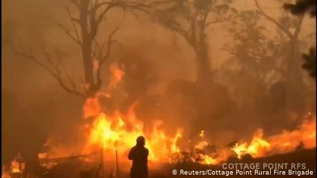 Oceans part of Australian bushfires drama, say experts