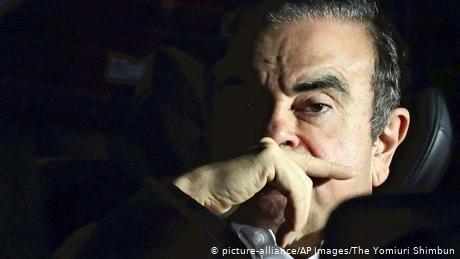 Ex-Nissan chief Carlos Ghosn skips bail in Japan, flees to Lebanon