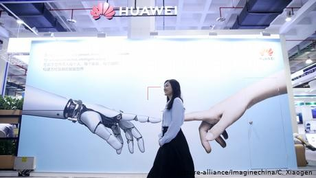 Huawei stresses 'survival' as US sanctions bite