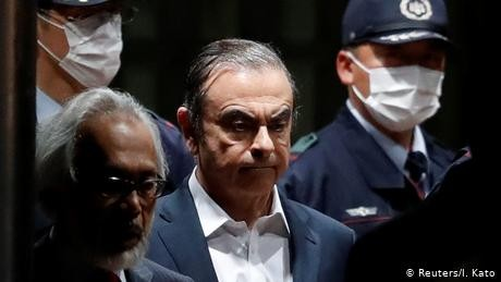 Carlos Ghosn's escape from Japan raises more questions than answers