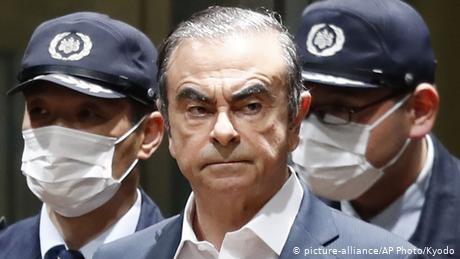 Ex-Nissan boss Carlos Ghosn escaped Japan aboard charter flights