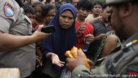 Indonesia races to provide aid as flood death toll rises
