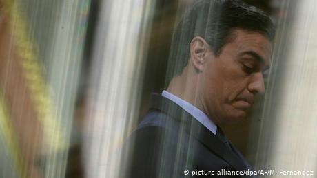 Spain's Sanchez loses first of two chances to return as PM