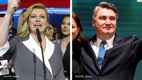 Croatia presidential vote hinges on nationalist turnout