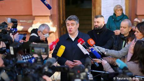 Croatia election: Former PM Zoran Milanovic wins, exit polls show