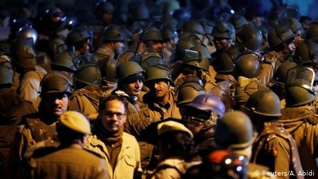 India braces for day of fresh student protests