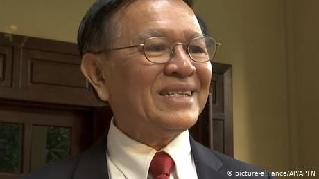 Cambodia begins judging opposition leader's betrayal as criticism mounts