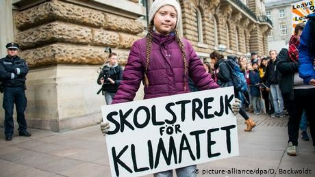 Thunberg seeks trademark to block misuse of names