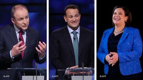 Prime Minister Varadkar's job in jeopardy as Sinn Fein rises in national polls