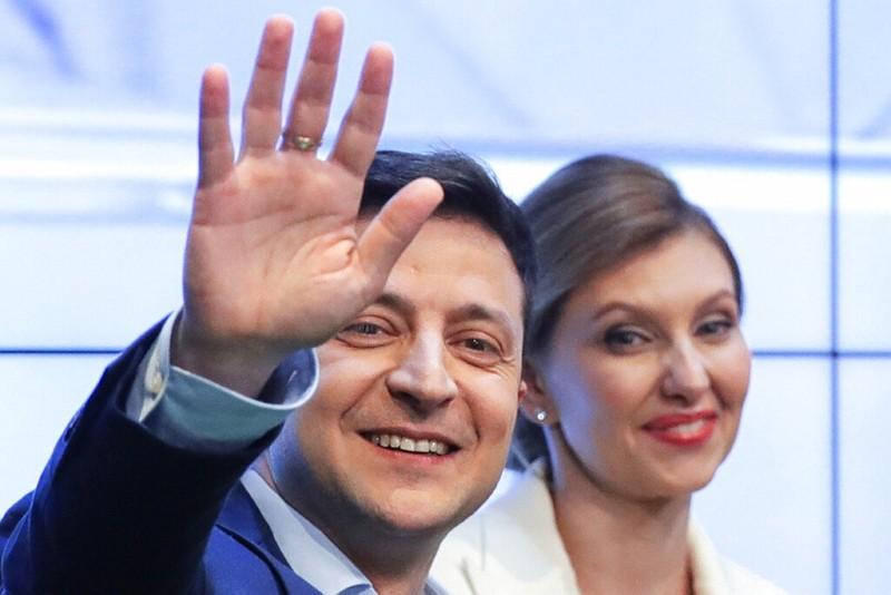 烏克蘭總統澤倫斯基(圖/美聯社)