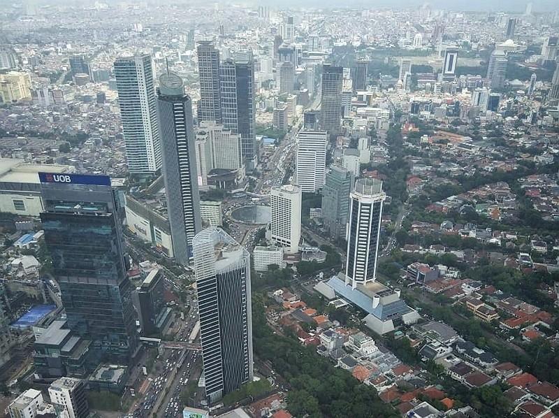 印尼首府雅加達(圖/印尼總統IG)