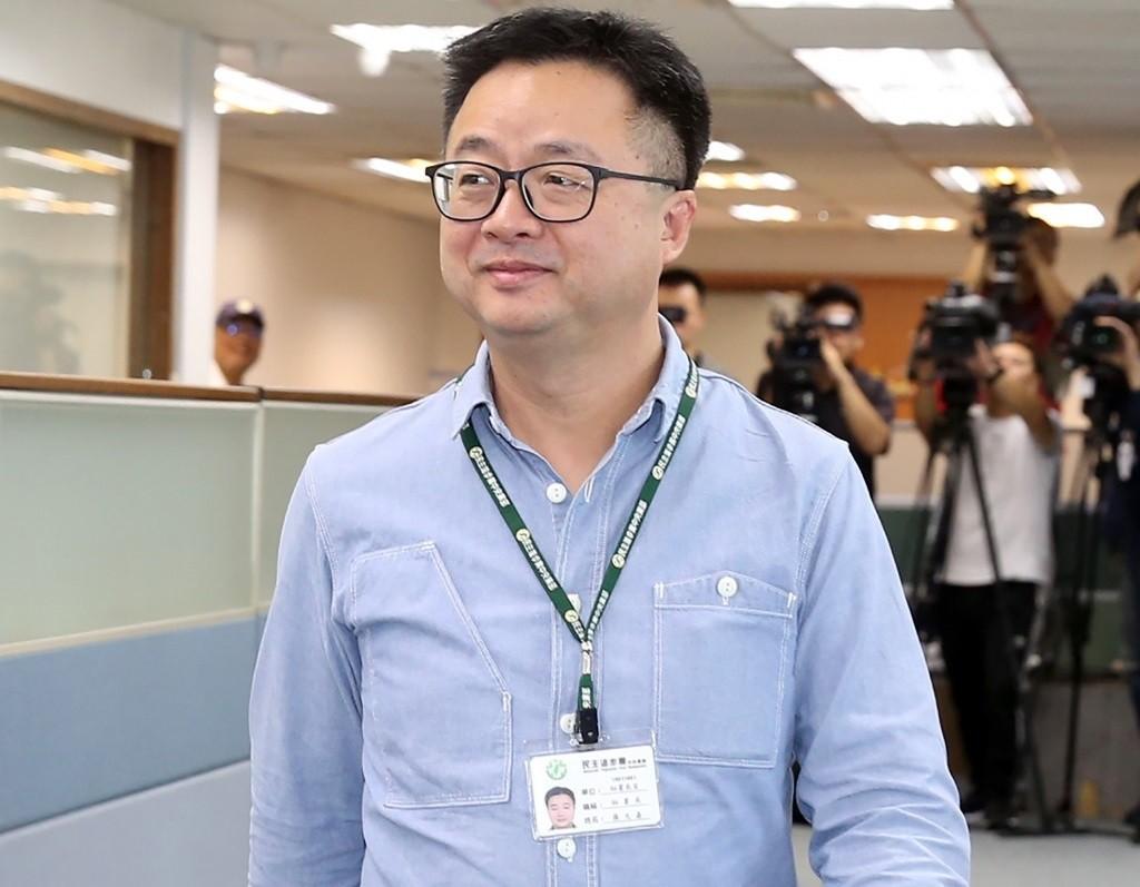 民進黨秘書長羅文嘉