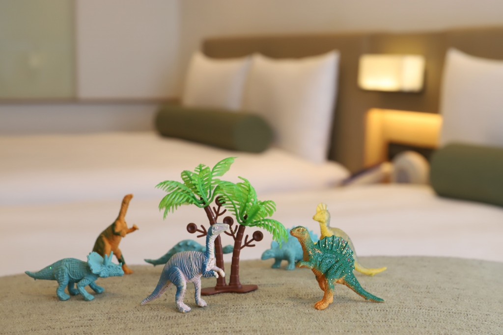 『恐龍假期溜小孩』凱達帶你重返白堊紀