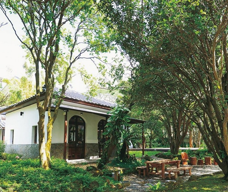 Cama Coffee Roaster branch in Yangmingshan (Facebook photo)