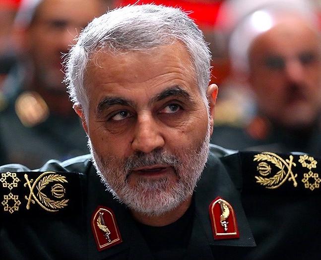 美國對伊拉克巴格達機場發動空襲,伊朗最有權勢的軍事指揮官西姆·蘇萊曼尼喪生(圖/維基百科)