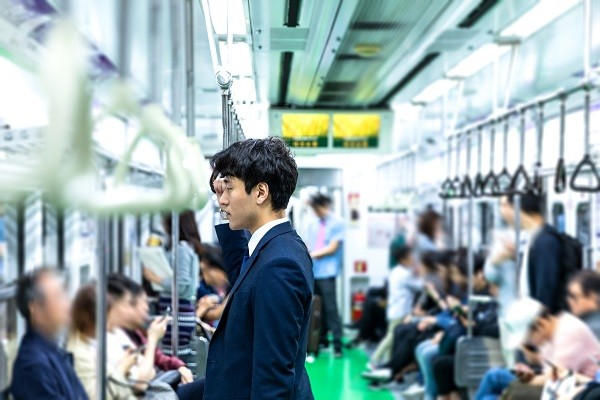 South Koreans spend huge amount of time at work eachyear. (Getty Image)