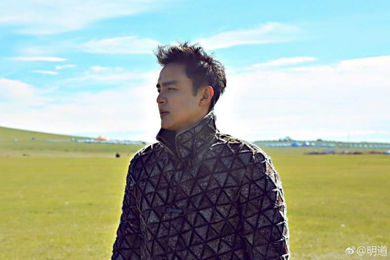 Ming Dao (Ming Daoweibo.com photo)