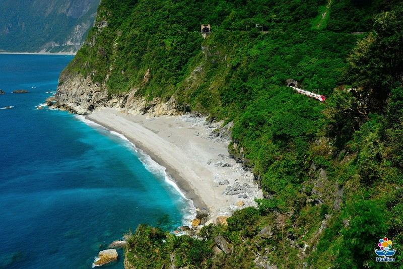 Hualien coastline (Hualien Tourist Service Network photo)