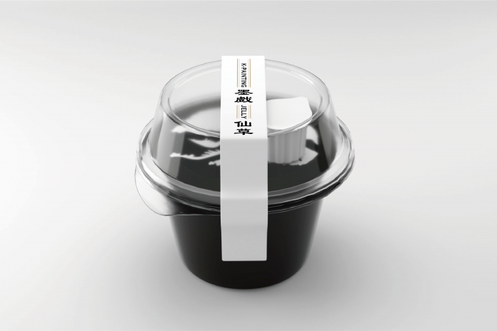 Grass jelly ink painting wins Taiwan NPM product design contest