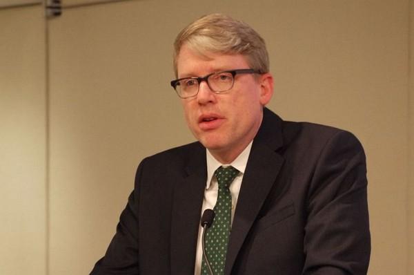 David Helvey discusses Taiwan 2020 elections.