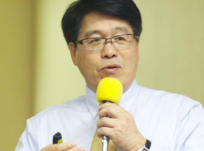 台灣民意基金會董事長游盈隆(圖/游盈隆臉書)