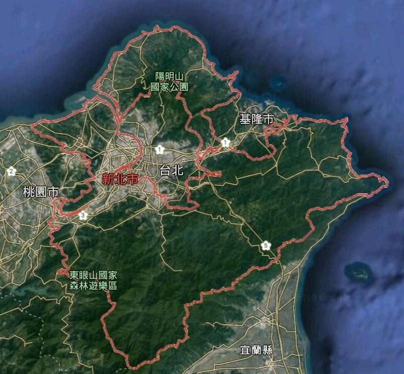 圖片來源:Google Map