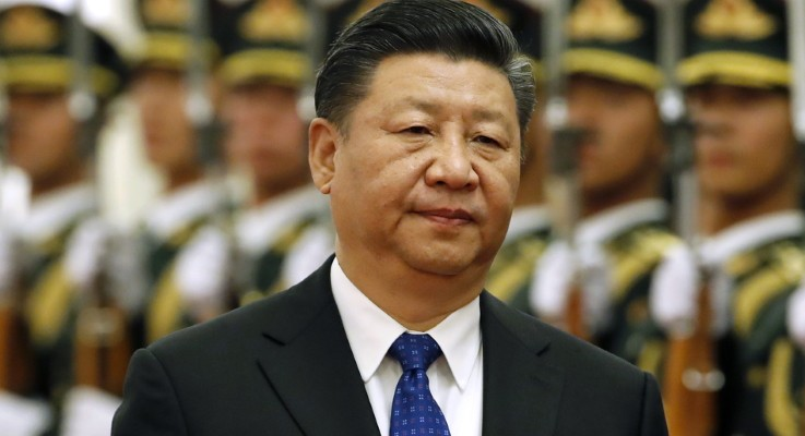 Communist China's Chairman Xi Jinping.