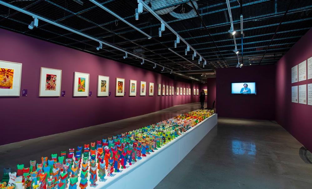 台灣國美館多元版畫迎鼠年 學學、莊普聯手推出「感動鼠」