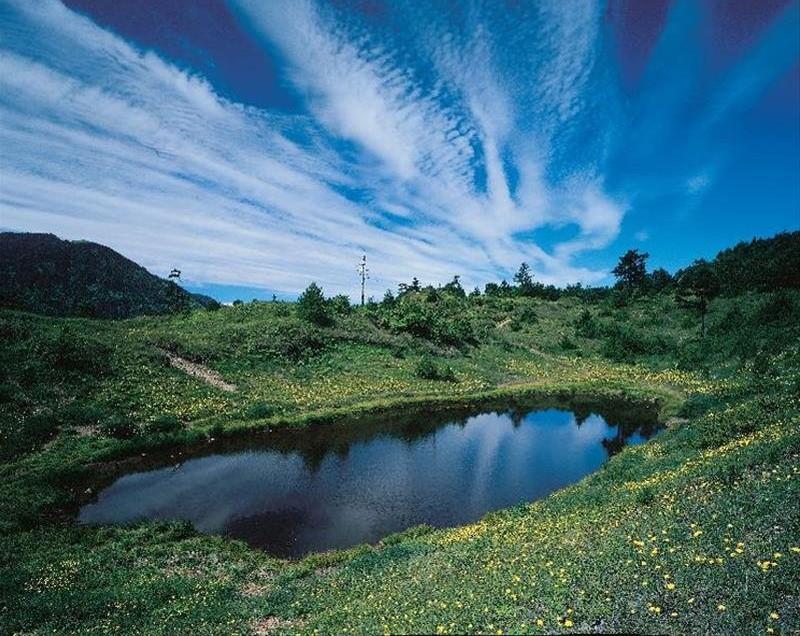 Fushoushan Farm (Tri-Mountain National Scenic Area photo)