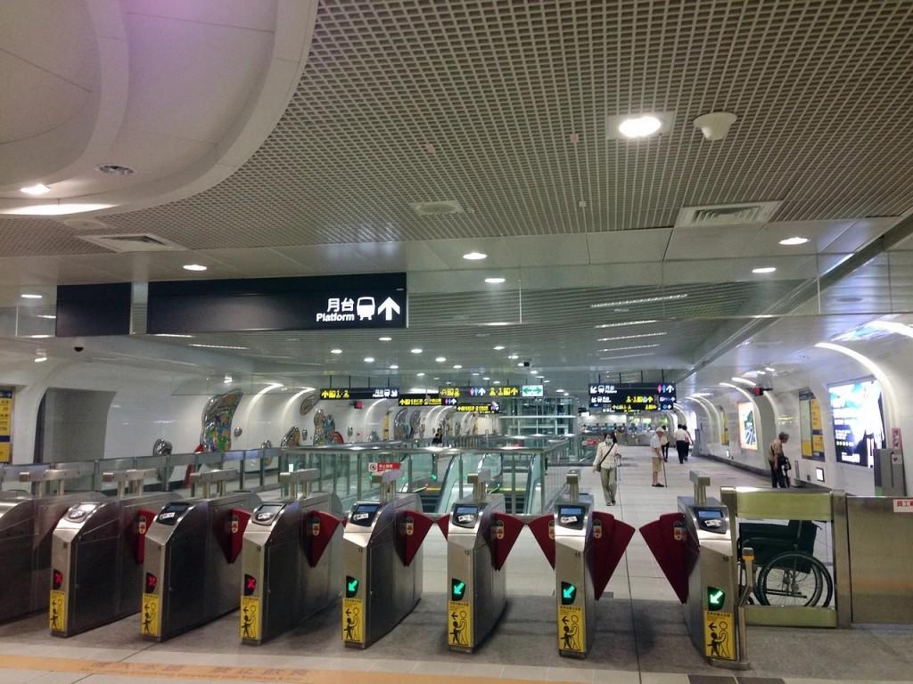 台北捷運示意圖(圖/ pixabay)