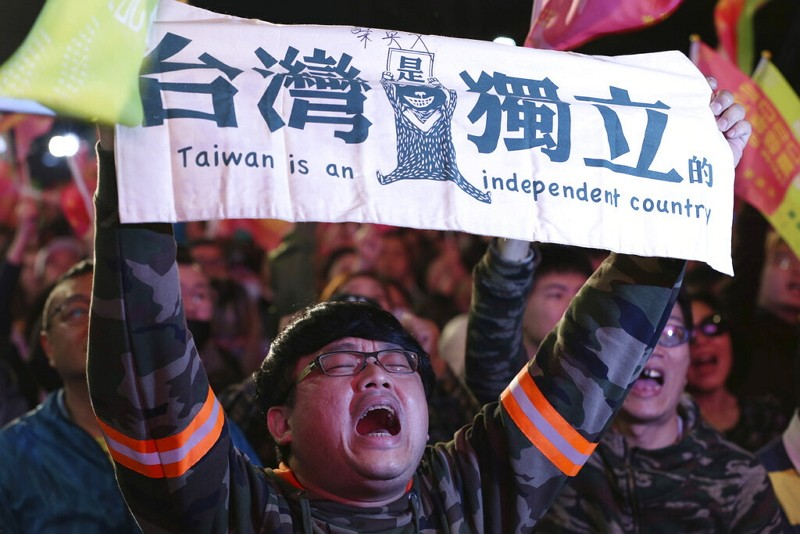 On Taiwan's front with China, a constant state of vigilance