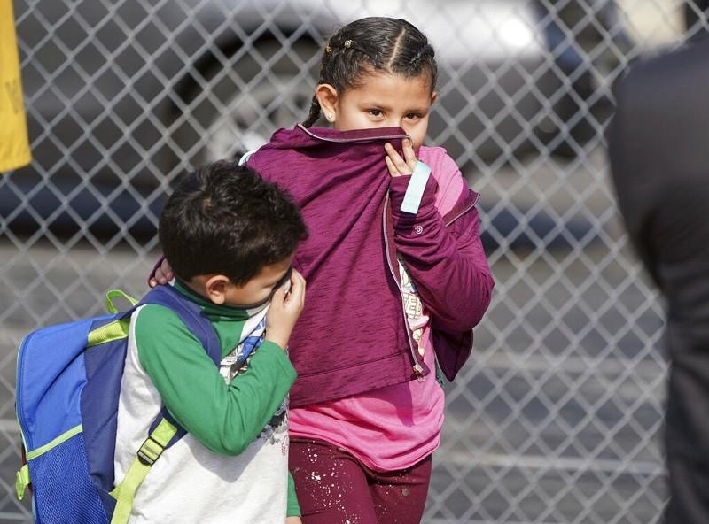【快訊】洛杉磯達美客機空中放油迫降 波及加州5小學56人受傷