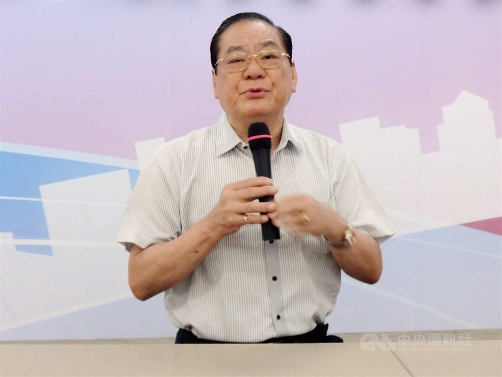 【最新】曾銘宗代理黨秘書長 辦理3/7國民黨主席補選