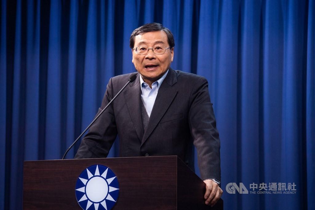 國民黨立法院黨團總召曾銘宗(圖)擔任代理秘書長