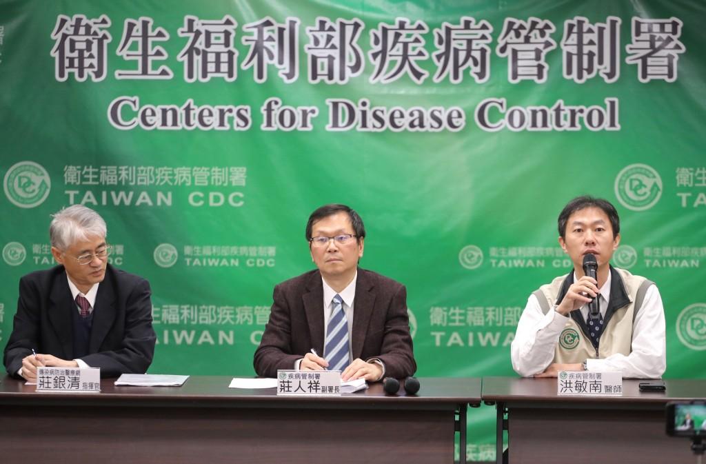 武漢肺炎疫情延燒,疾管署說明防疫應變作為。