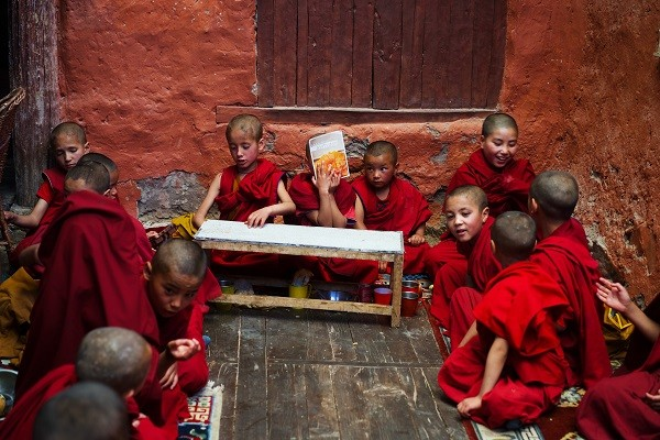 Fewer Tibetan children have chance learning Tibetan language (Unsplash photo)