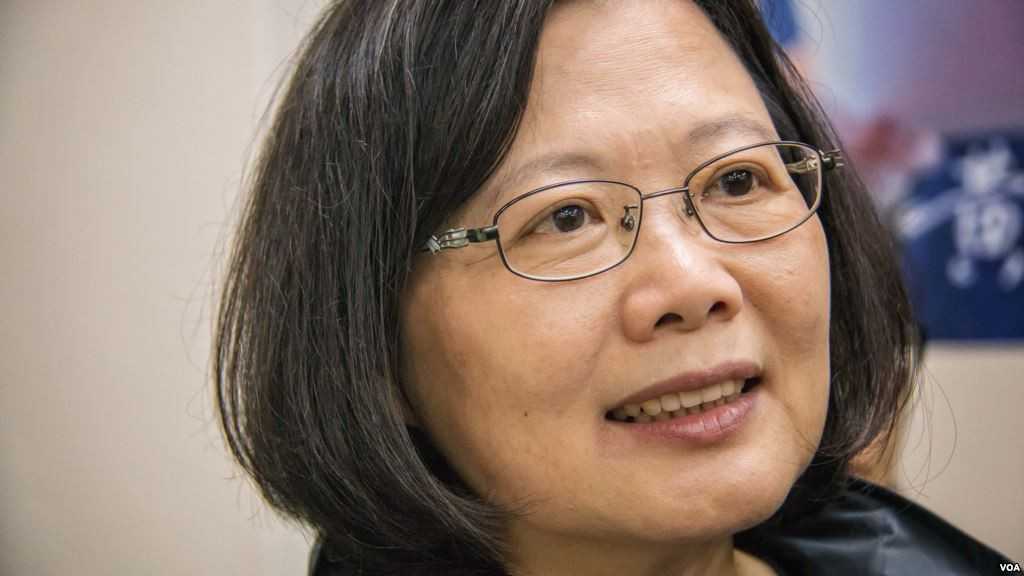 Tsai Ing-wen BBC interview a shift in Taiwan's cross-strait policy