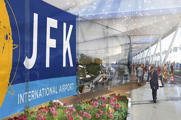 US airports to screen all passengers from Wuhan. (JFK photo)