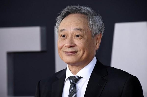 Academy-award winning director Ang Lee.
