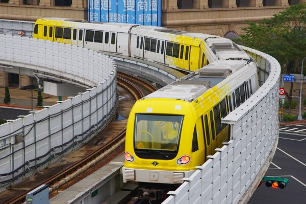 Taipei MRT Circular Line officially opens on Jan. 31